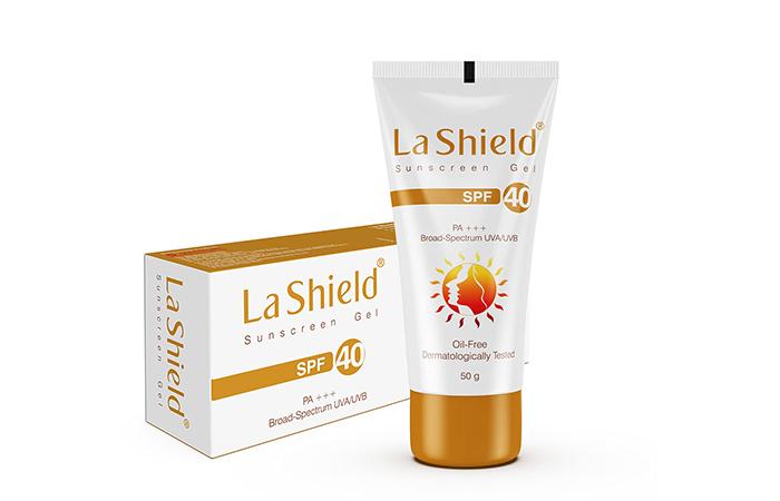 La Shield Sunscreen Gel