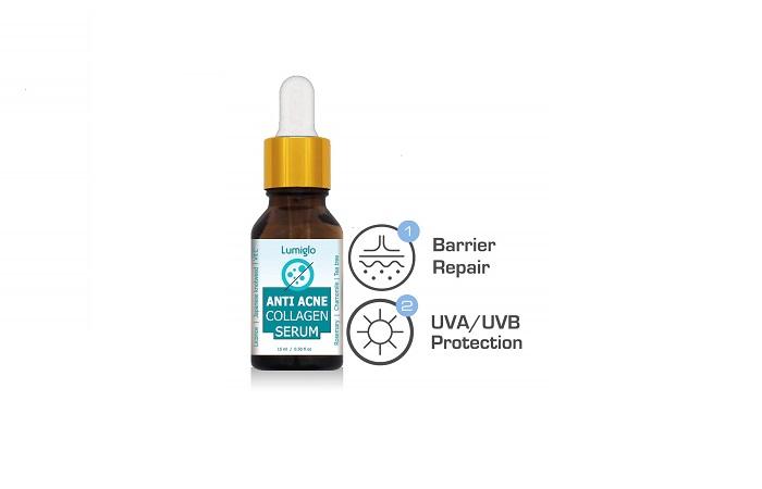 Lumiglo Anti-Acne Collagen Serum