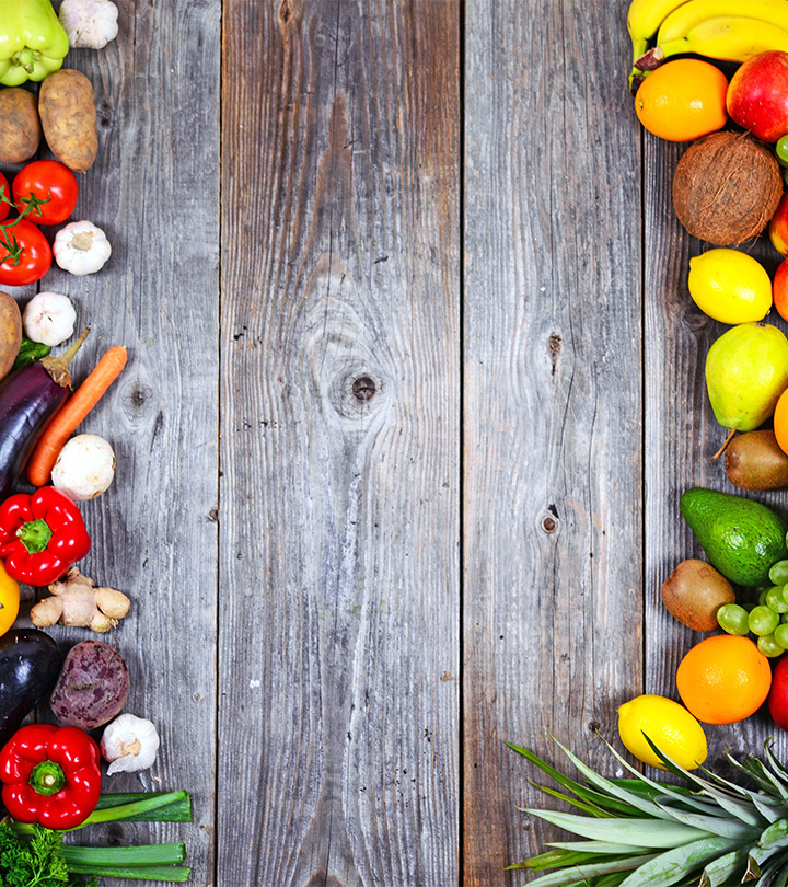Major Differences Between Fruits And Vegetables, Nutrition, And Benefits
