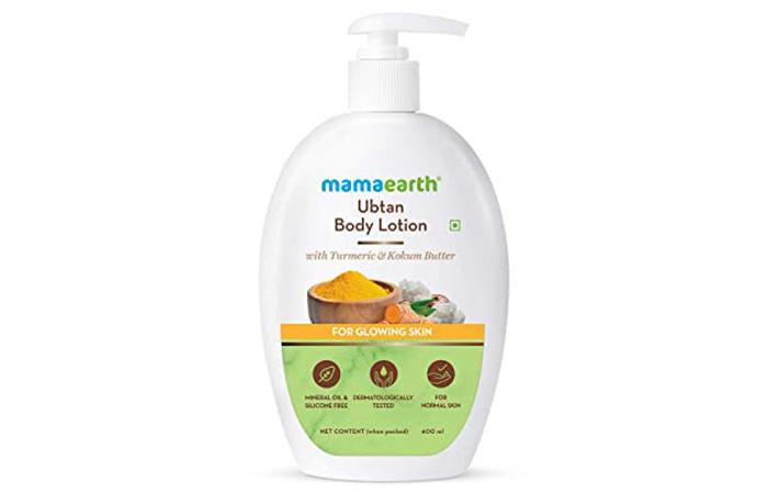 Mamaearth Ubtan Body Lotion