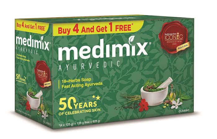 Medimix Ayurvedic 18 Herbs Soap