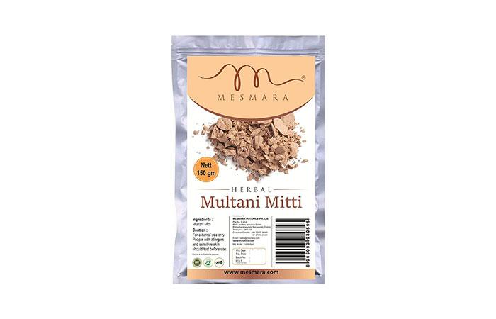 Mesmara Herbal Multani Mitti