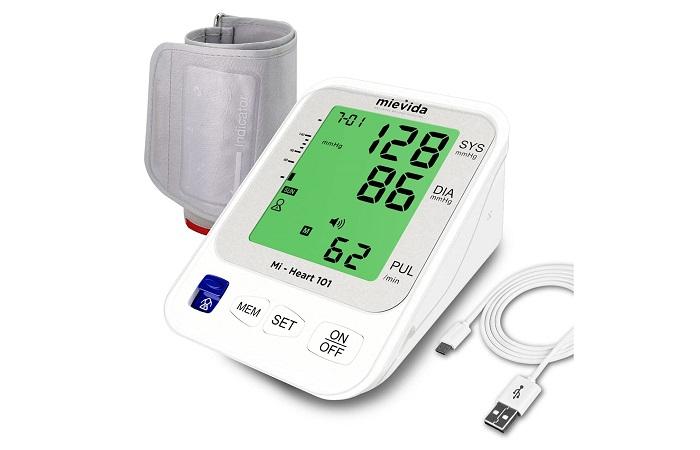 Mievida Mi-Heart 101 Blood Pressure Monitor