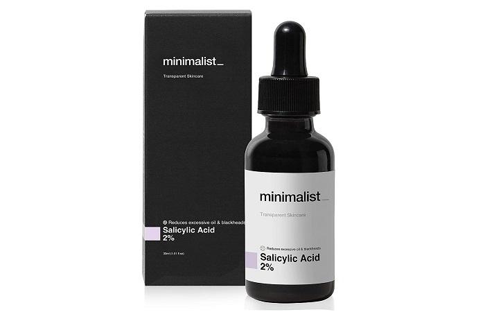Minimalist 2% Salicylic Acid Serum