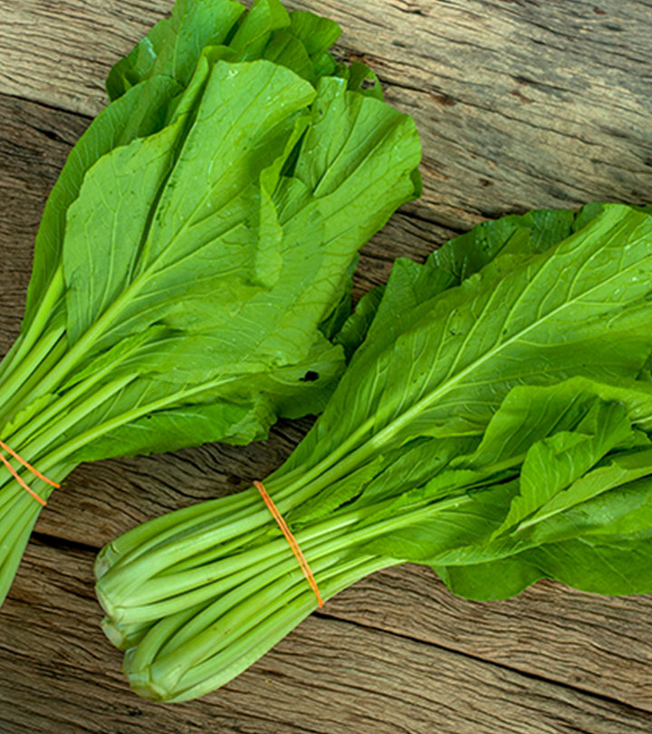 Mustard Greens: Nutrition Profile And Health Benefits