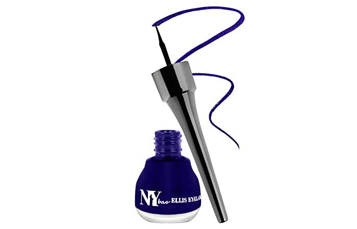 NY Bae Blue Ellis Eyeland Liquid Eyeliner – Blue Lagoon 2