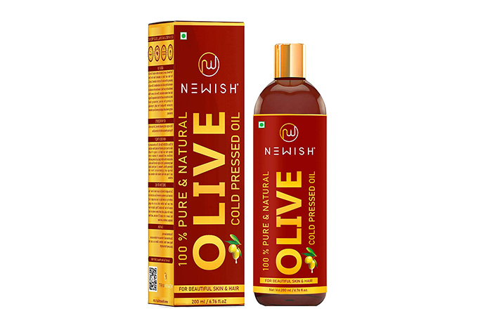 Newish 100% Pure & Natural Cold Pressed Olive Oil