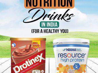 Nutrition-Drinks