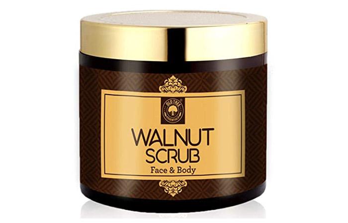 Old Tree Essentials Walnut Scrub