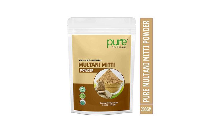Pure Herbology Multani Mitti Powder