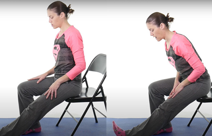 Stretch For Tight Hamstrings