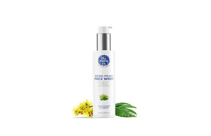 The Moms Co. Natural Vita Rich Face Wash