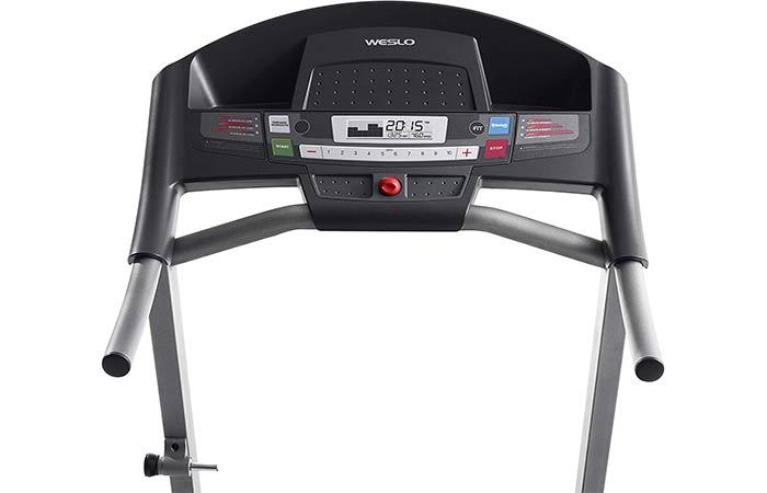 Weslo Cadence G5.9i Folding Treadmill