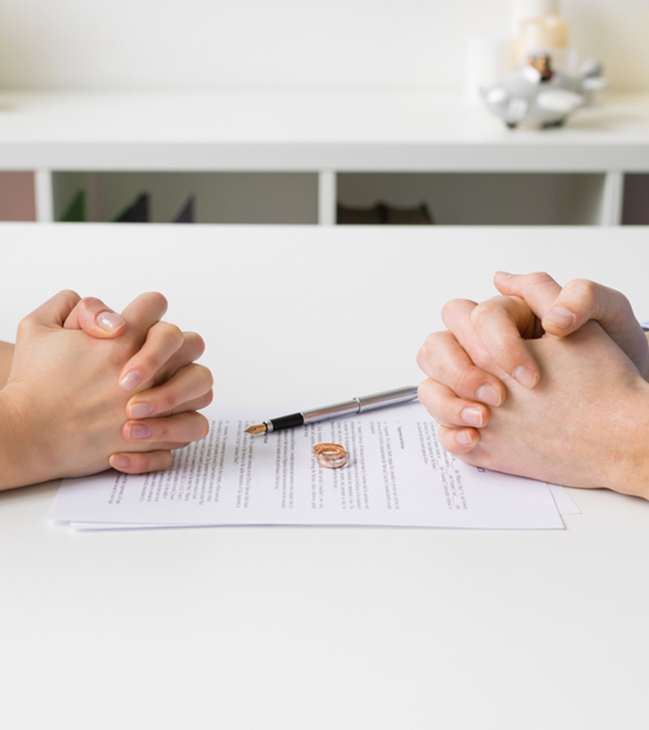 Why Do Couples Divorce After 20 Years Of Marriage?
