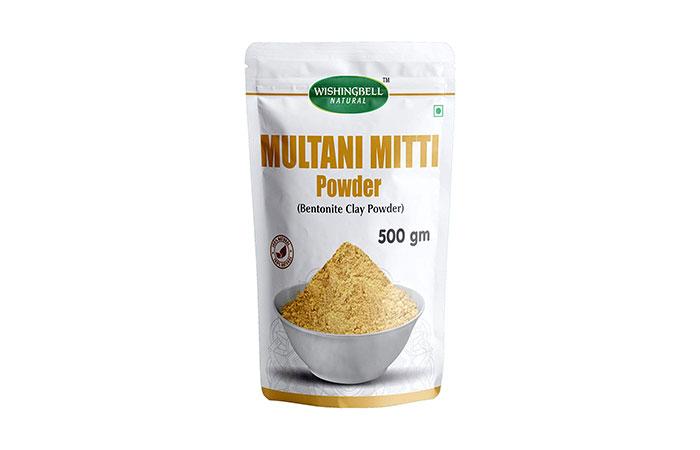 Wishingbell Natural Multani Mitti Powder