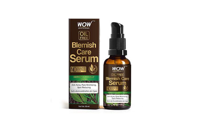 Wow Skin Science Blemish Care Serum
