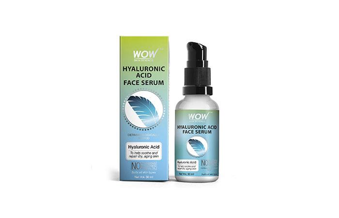 Wow Skin Science Hyaluronic Acid Face Serum