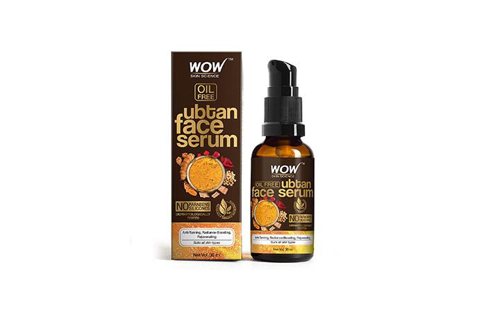 Wow Skin Science Ubtan Face Serum