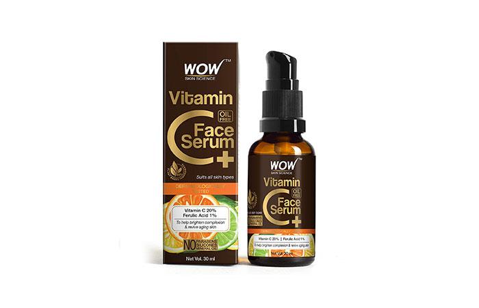 Wow Skin Science Vitamin C+ Face Serum