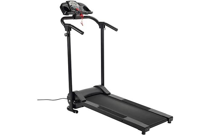 ZELUS Folding Portable Treadmill