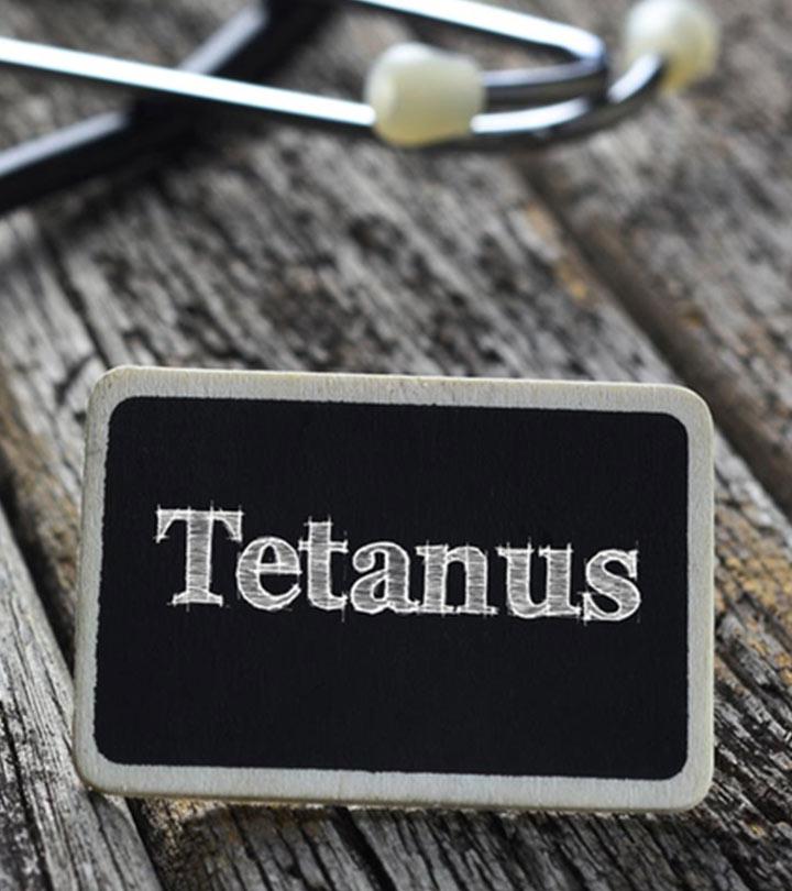 टिटनेस (टेटनस) के कारण, लक्षण और इलाज – Tetanus in Hindi