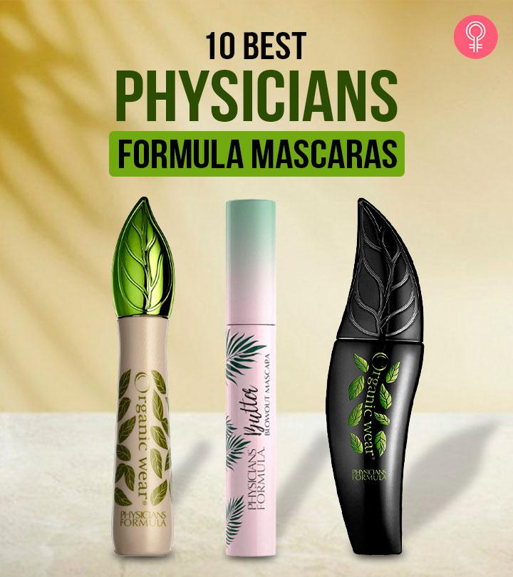 10 Best Physicians Formula Mascaras Of 2021