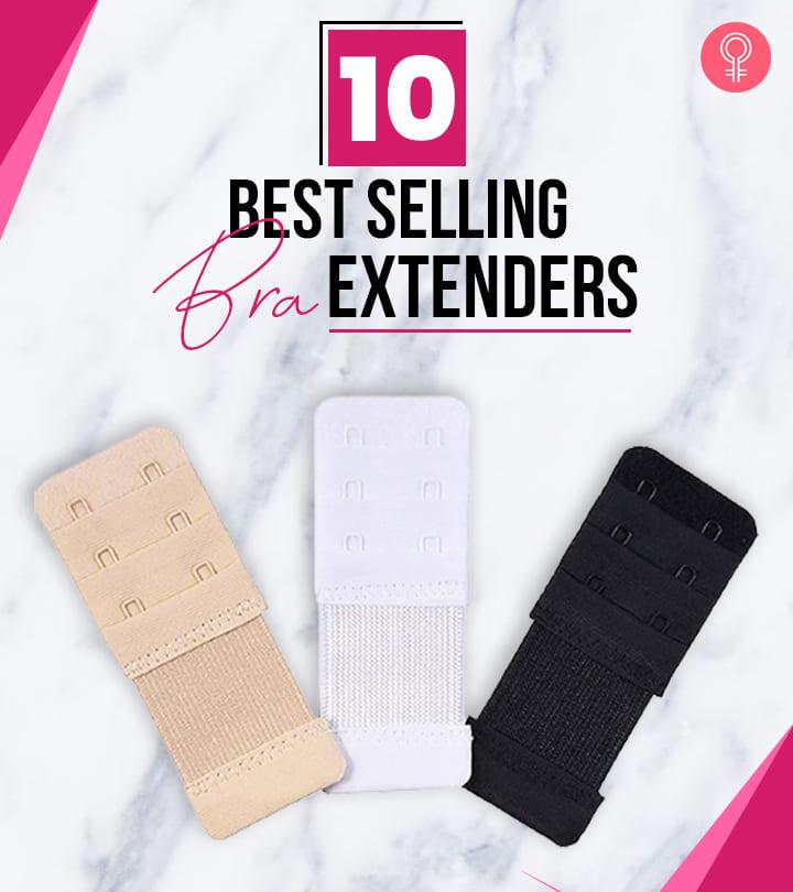 10 Best Selling Bra Extenders Of 2021