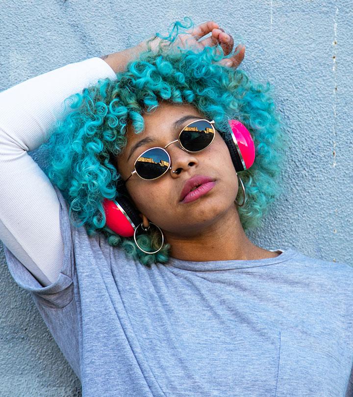 10 Best Teal Hair Dyes For Gorgeous Ocean-Inspired Hair