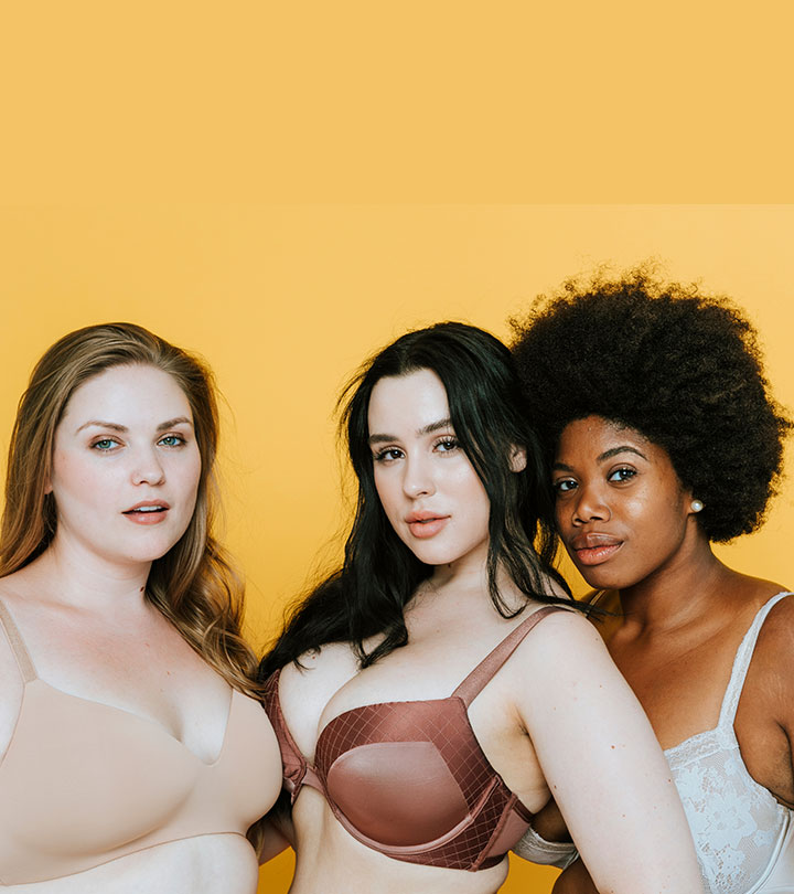 11 Best Bras For Plus Size Women To Perk Up Your Breasts