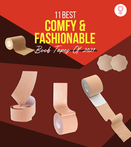11 Best Comfy And Fashionable Boob Tapes Of 2021