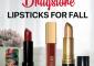 11 Best Drugstore Lipsticks For Fall – 2021