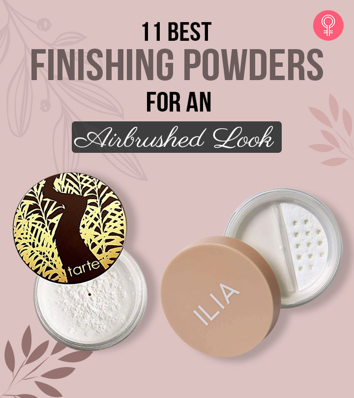 11 Best Finishing Powders For An Airbrushed Look