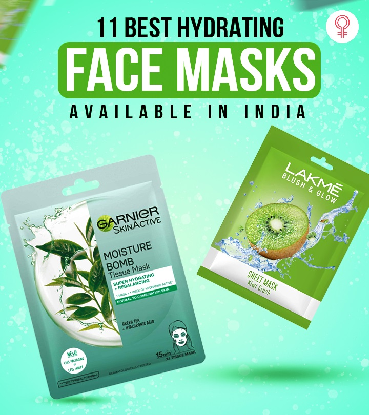 11 Best Hydrating Face Masks Available In India