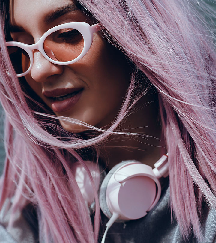 11 Best Pastel Hair Dyes To Spruce Up Your Hair Game In 2021