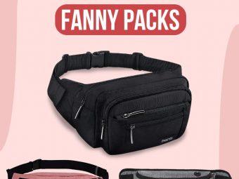 11 Best Travel Fanny Packs Of 2021