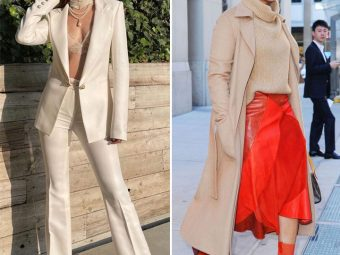 11 Fall Outfit Ideas We Need To Steal From Celebrities This Season (PINTEREST)