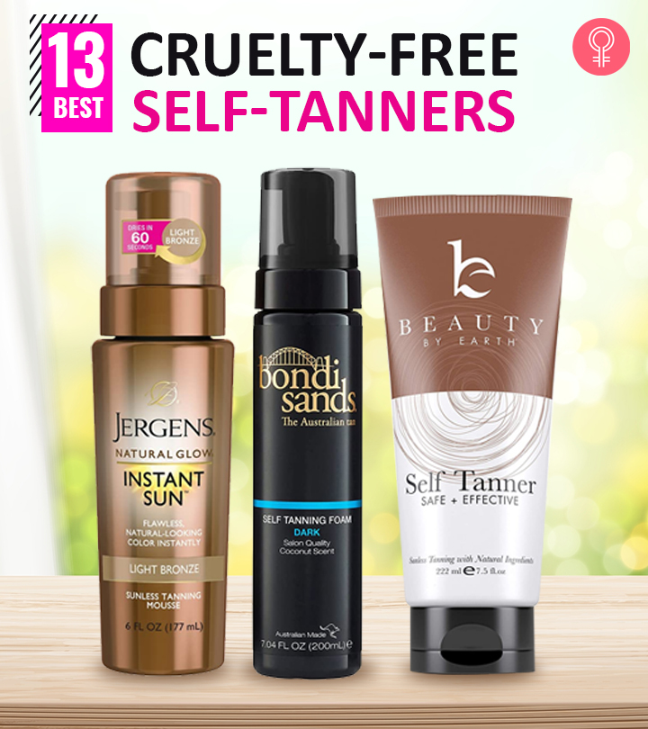 13 Best Cruelty-Free Self-Tanners Available In 2021