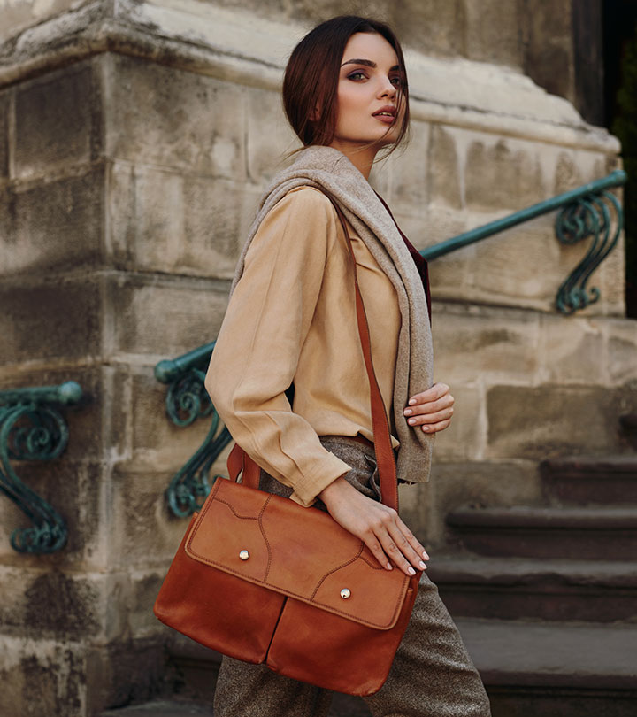 13 Best Leather Handbags To Make A Style Statement
