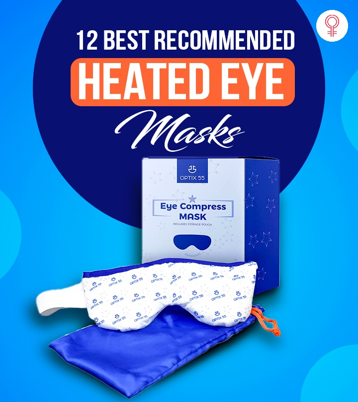 12 Best Recommended Heated Eye Masks Of 2021