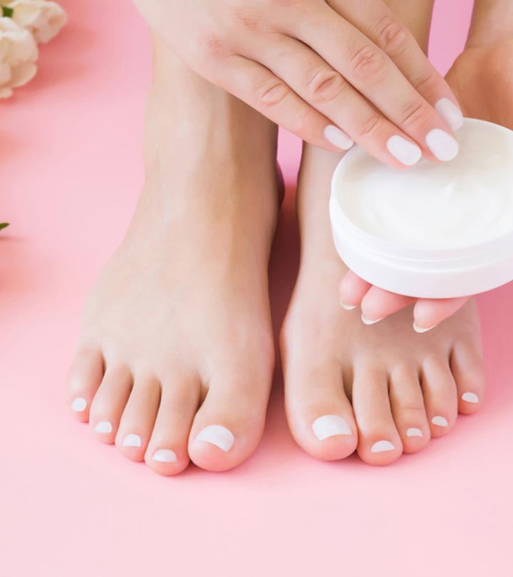 13 Organic Foot Creams For Cracked And Dry Feet