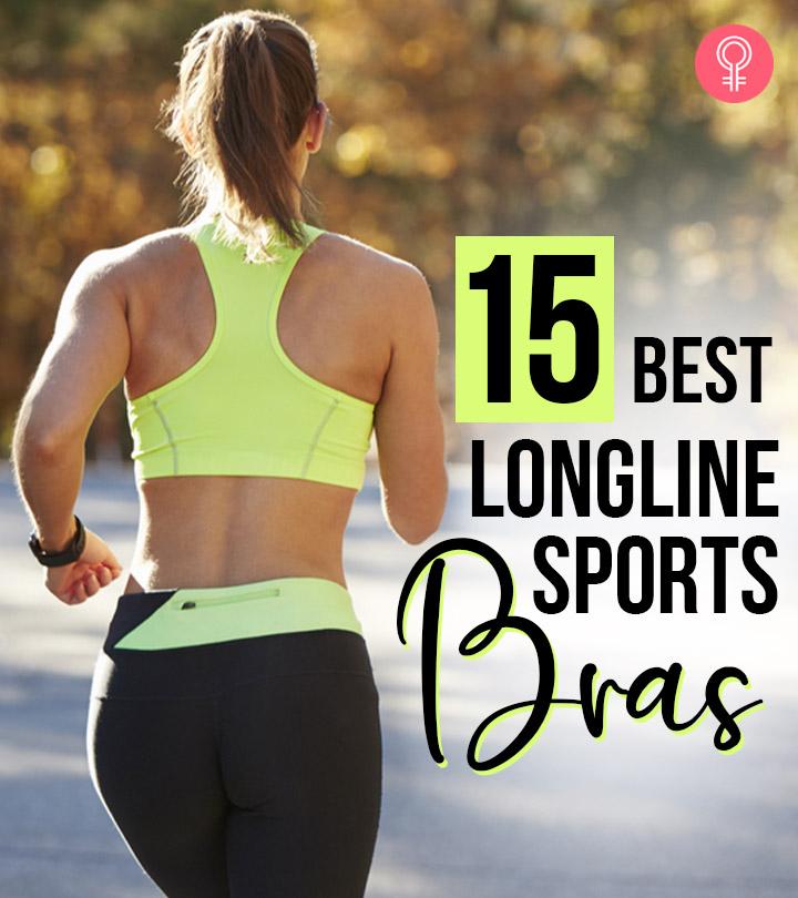 15 Best Longline Sports Bras Available In 2021