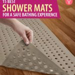 15 Best Shower Mats Of 2021 For A Safe Bathing Experience
