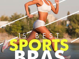 15 Best Sports Bras For Running In 2021