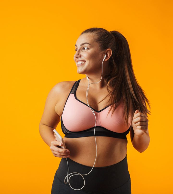 15 Best Sports Bras For Running To Keep Your Bust Supported