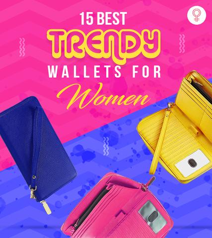 15 Best Trendy Wallets For Women