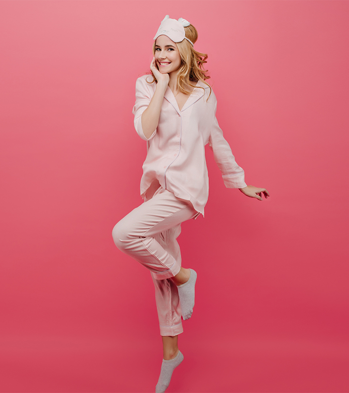 15 Best Women's Pajamas To Hit The Snooze Button In Style