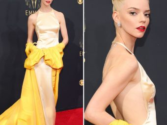 20 Best Dressed Celebrities At The 73rd Emmy Awards