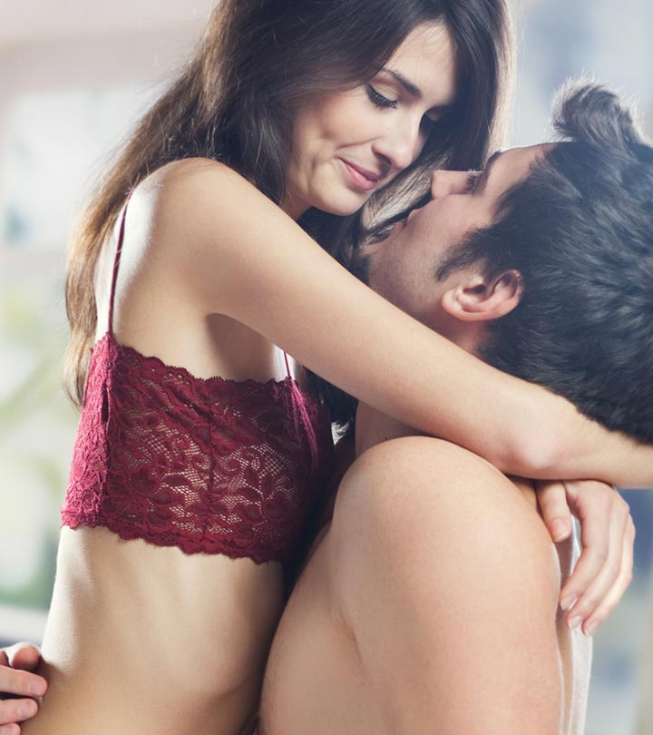 40 Signs He Is Making Love To You