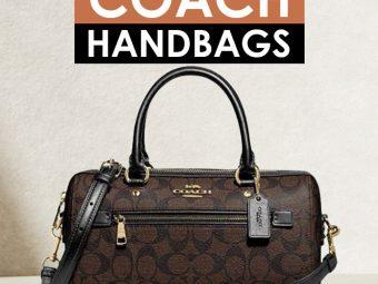 7 Best Coach Handbags Of 2021