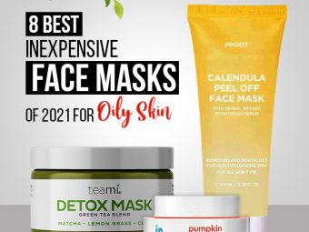 8-Best-Inexpensive-Face-Masks-Of-2021-For-Oily-Skin